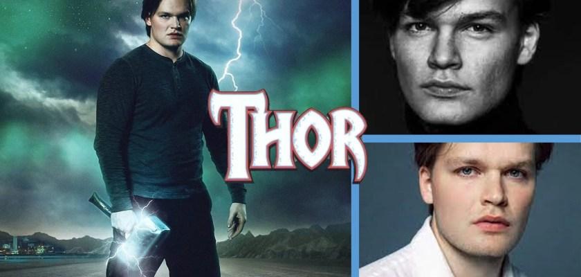 David Stakston Thor from Netflix series Ragnarok