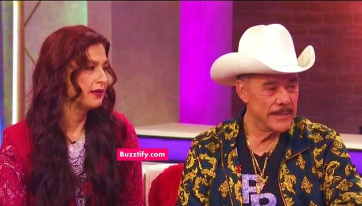 Juana Ahumada with pedro rivera husband singer