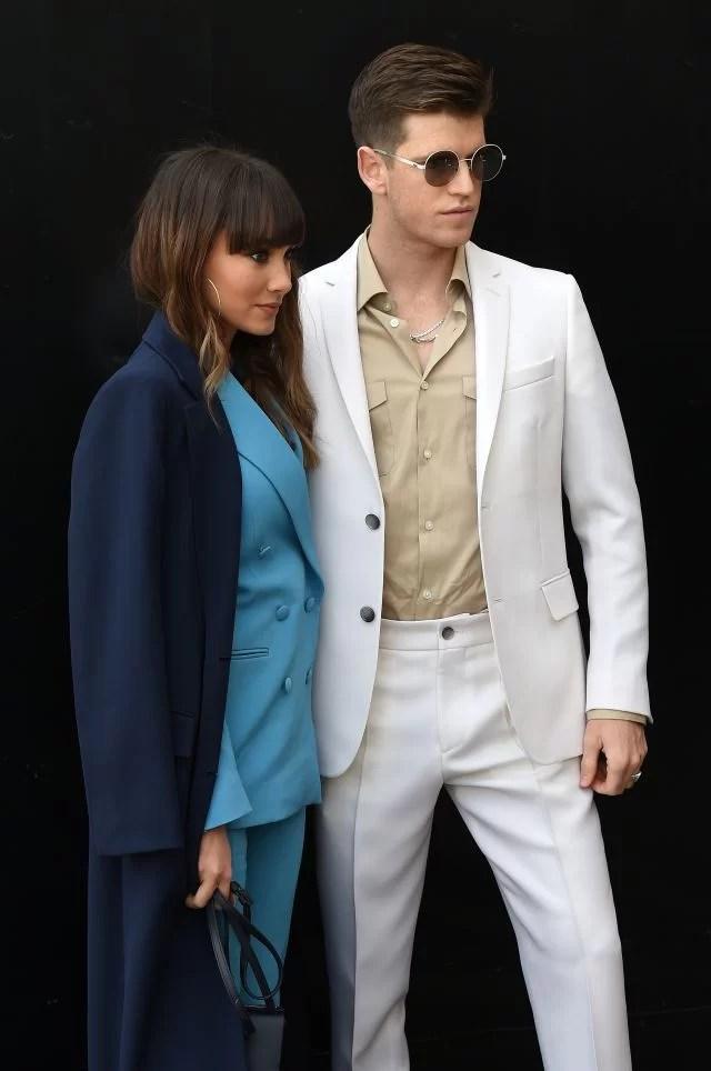 Miguel Bernardeau Photos with his Girlfriend Aitana Ocaña