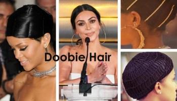 Doobie hair like celebrities