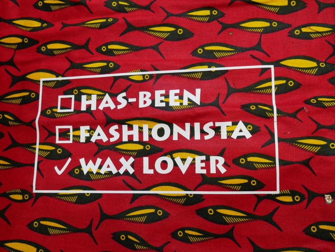 vêtements wax 2018