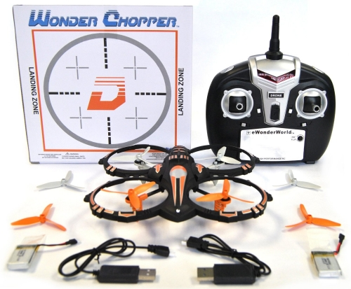RC Stunt Drone Quadcopter