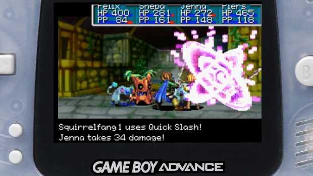 Golden Sun/Golden Sun: The Lost Age
