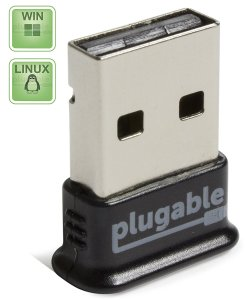 Plugable USB Bluetooth 4.0 adapter