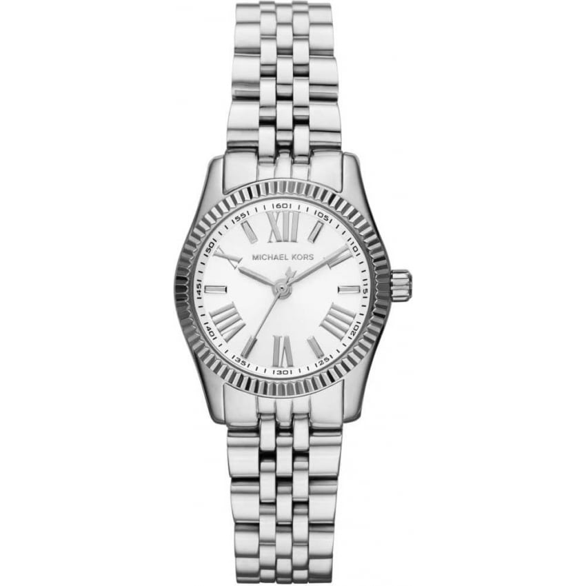 Reloj Michael Kors Silver Lexington