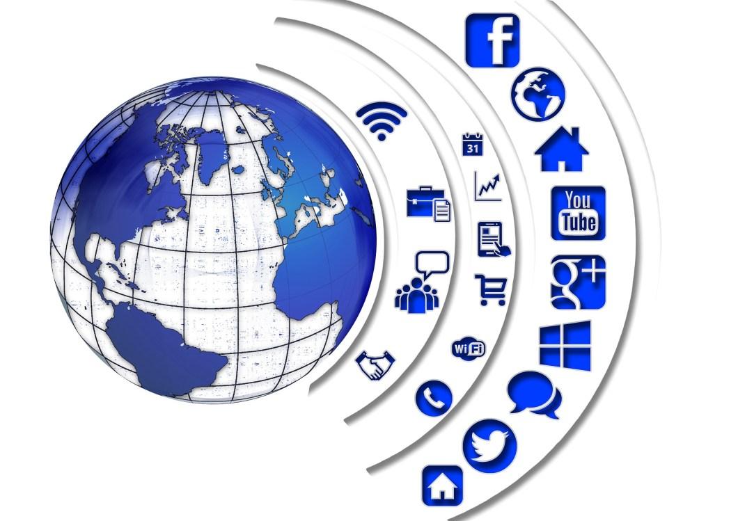 social media building buzz