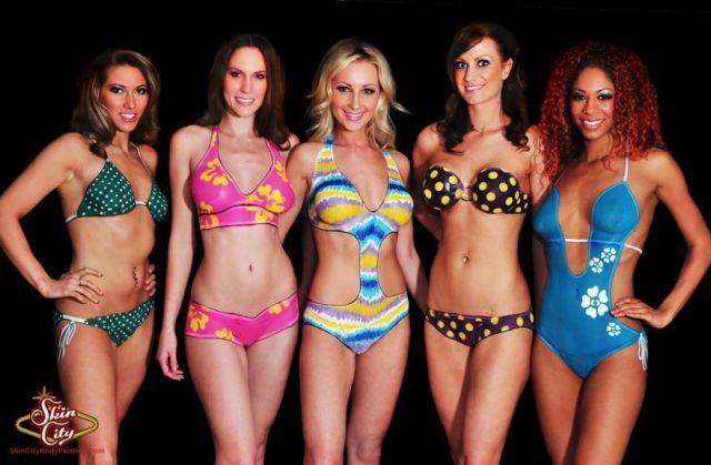 c50-SkinCity BodyPaint Swimsuits