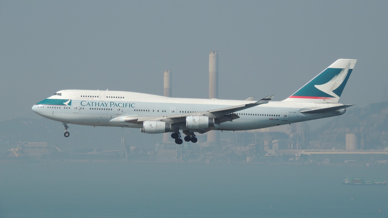 Cathay Pacific losing altitude  Business Vision