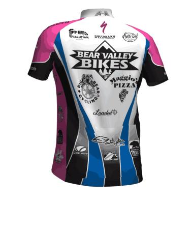 2014 womens jersey back