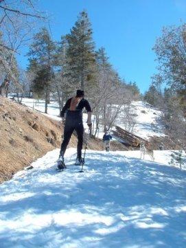 snowshoe derek