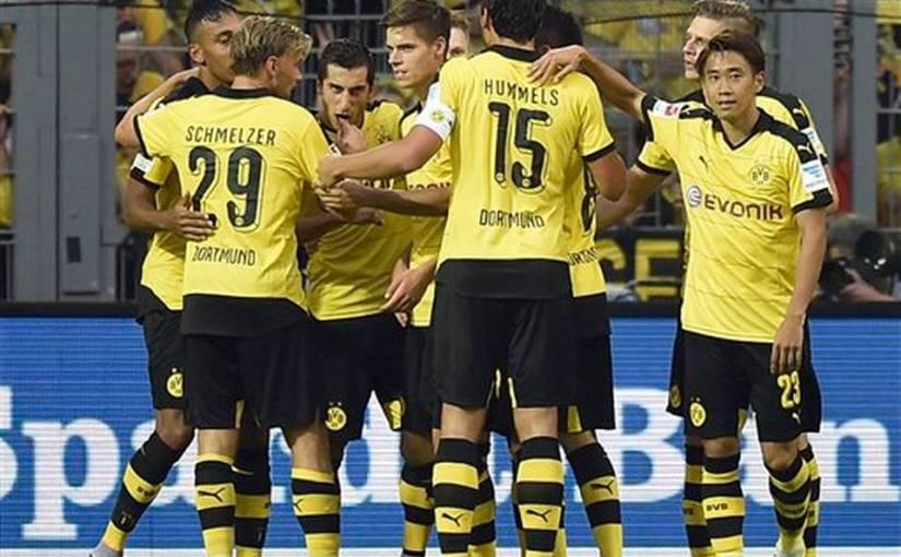 First LA Meetup = Massive BVB Victory!