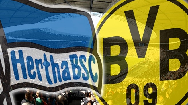 Hertha Berlin vs. Borussia Dortmund