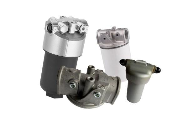 B.V. Hydraulika - Vysokotlaké olejové filtry