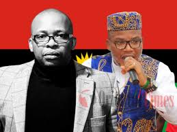 Where is Supremo Kanu's 'Signed, Sealed and Delivered' Document?~ By Dr Ujunwa MarkAnthony