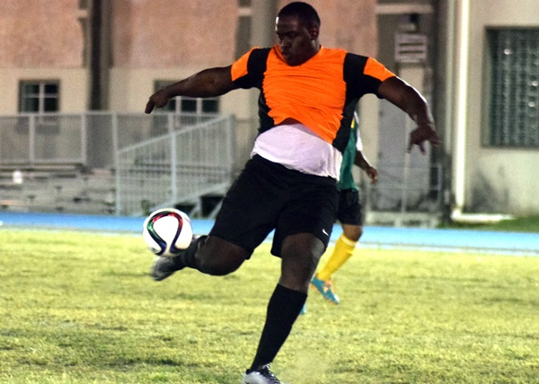 Trevor Ellis scored two winning, second-half goals for One Love