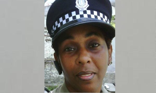 Inspector Smyrna Brewley
