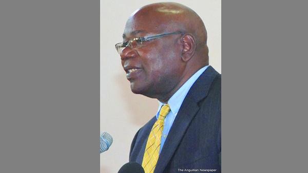 Professor Arthur Richardson. Photo Credit: Anguillan Newspaper