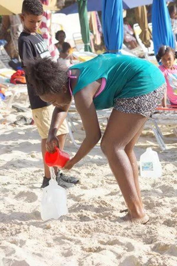 beach-children