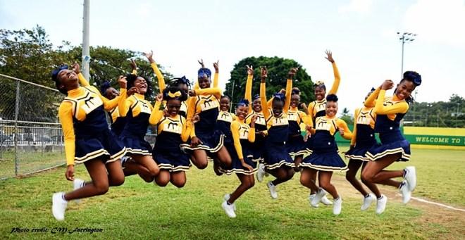 cheer-leaders