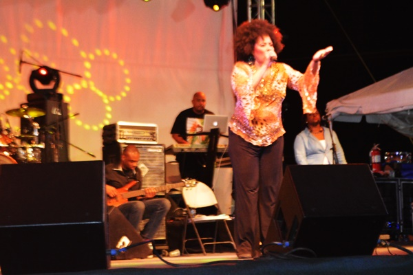 QUEEN SHEREEN: Chico B you can't be ungrateful; in the BVI you belly full....
