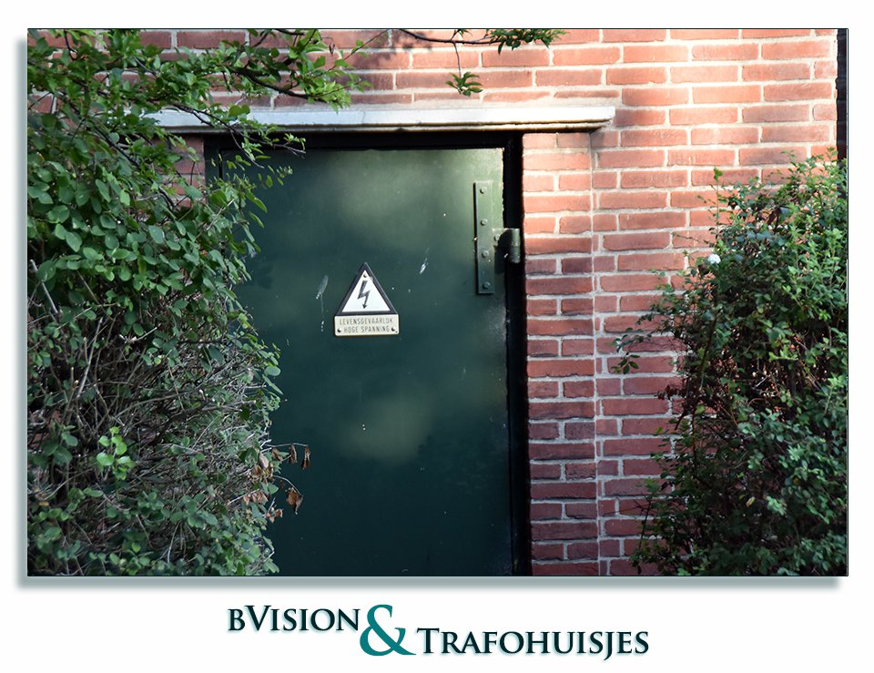Trafohuisjes bVision.nl