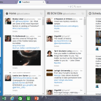 Blog views & other obsessions - scheduling tweets