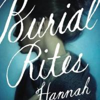 What's That Book?  Burial Rites by Hannah Kent