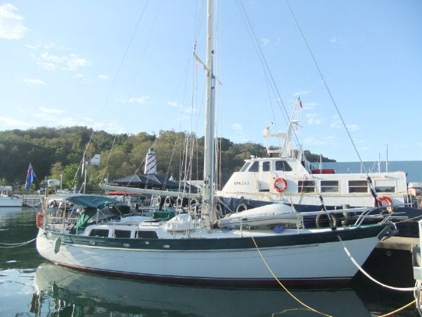 43′ Hans Christian Yachts Christina 43