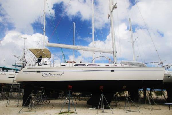 47′ Catalina 470