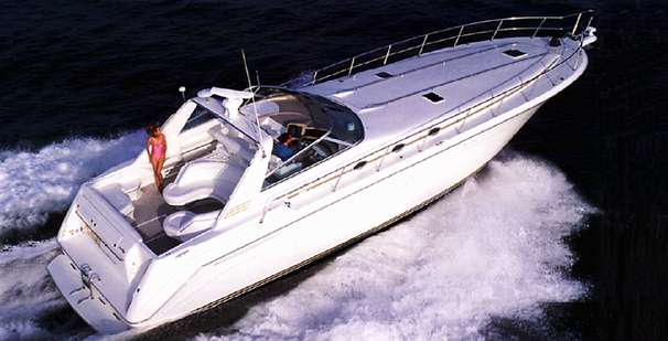 50′ Sea Ray 500 Sundancer