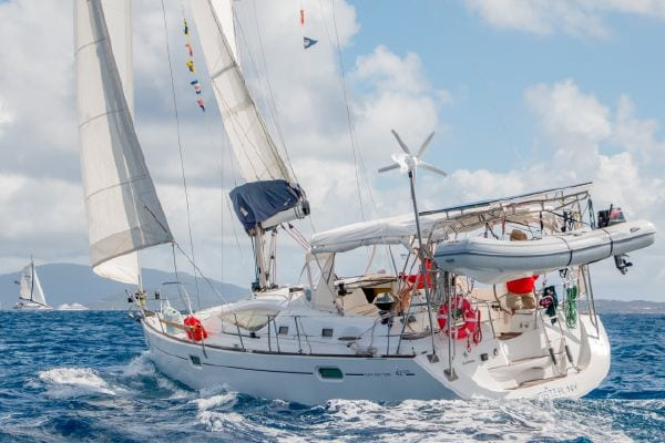 42′ Jeanneau Sun Odyssey 42 DS