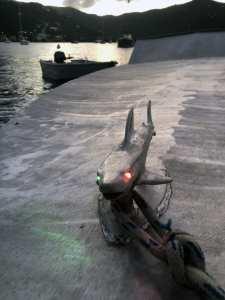 Custom Built Go Fast Speedboat