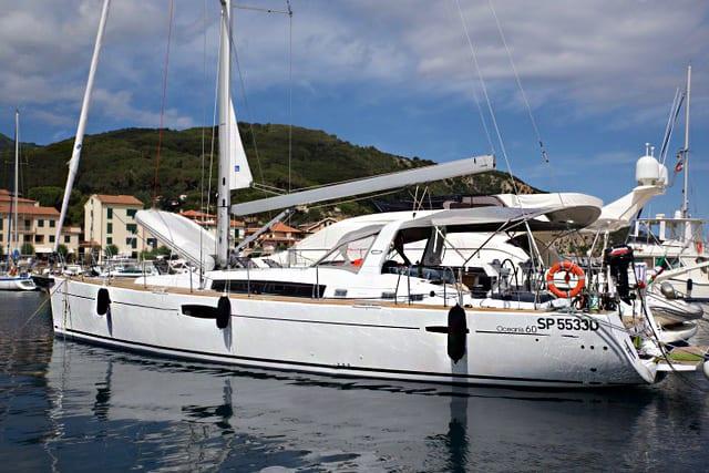 60′ Beneteau Oceanis 60