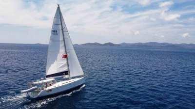 Beneteau Cyclades 50 Tatonka-01