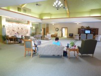 Blue Valley Nursing Home Great Room | Nebraska Nursing Care Homes