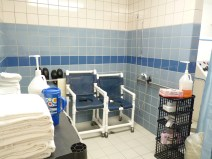 Blue Valley Nursing Home Spa Room | Nebraska Nursing Care Homes