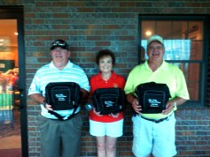 BVLH 12th Golf Tournament 2nd Flight Winners