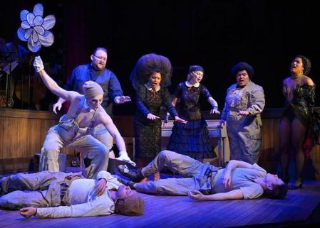 A.C.T. MFA Program performs Shakespeare