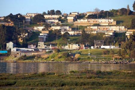 public housing in Bayview Hunters Point