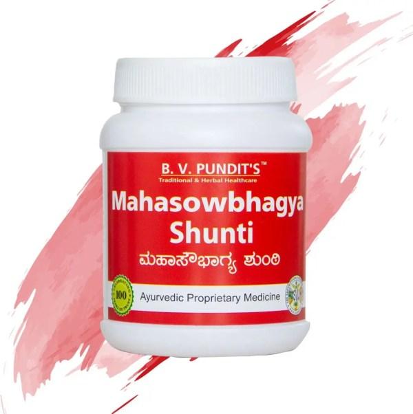 Mahasowbhagya Shunti