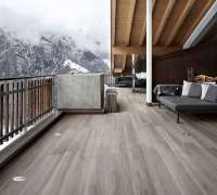 Cottage Wood Look Floor and Wall Tile