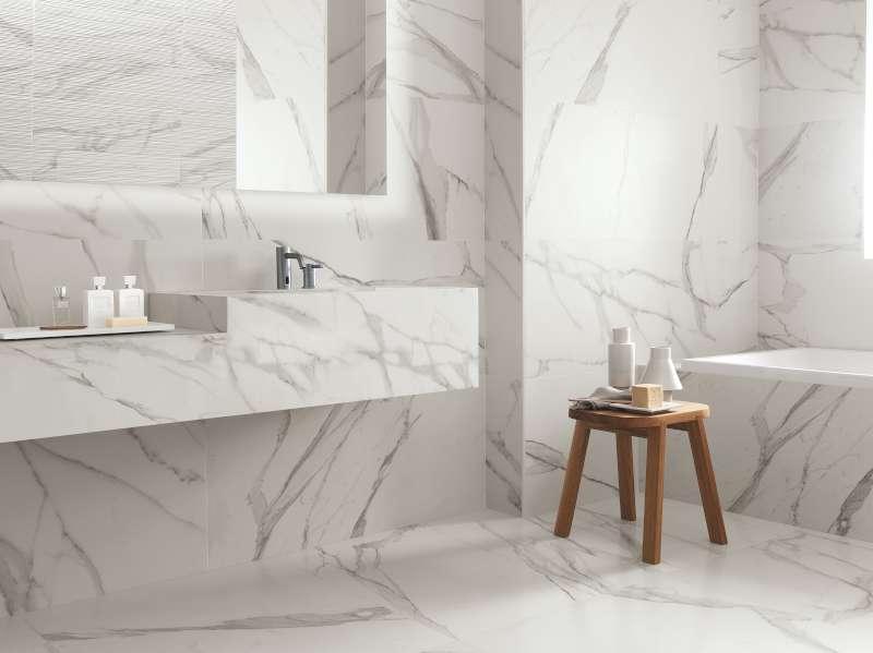 Roma Italian Marble Look Floor  Wall Tile  FAP Ceramiche