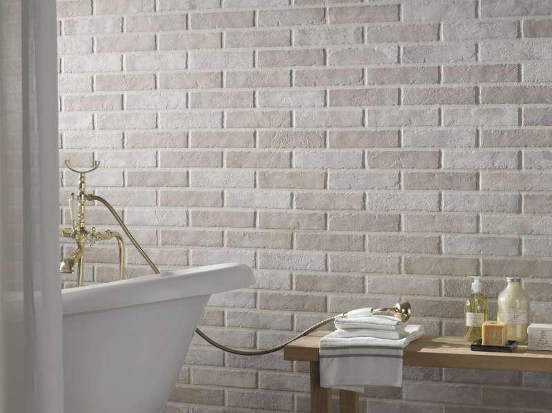 Tribeca Brick Look Italian Wall Tile  Ceramic Rondine  BV Tile and Stone