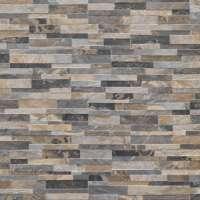 Cubics 3D Ledger Stone Look Wall Tile   Ceramica Rondine ...