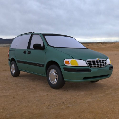 small resolution of chevy venture 1998 3ds and obj extended license