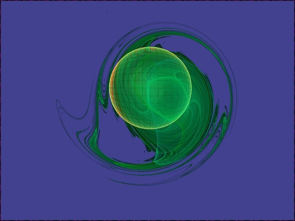 Attraction Abstraite Claude19 Fractal Abstract