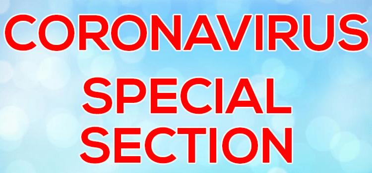 Coronavirus Special Section - Murfreesboro News and Radio