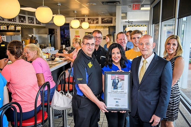 Waffle House Veterans Day