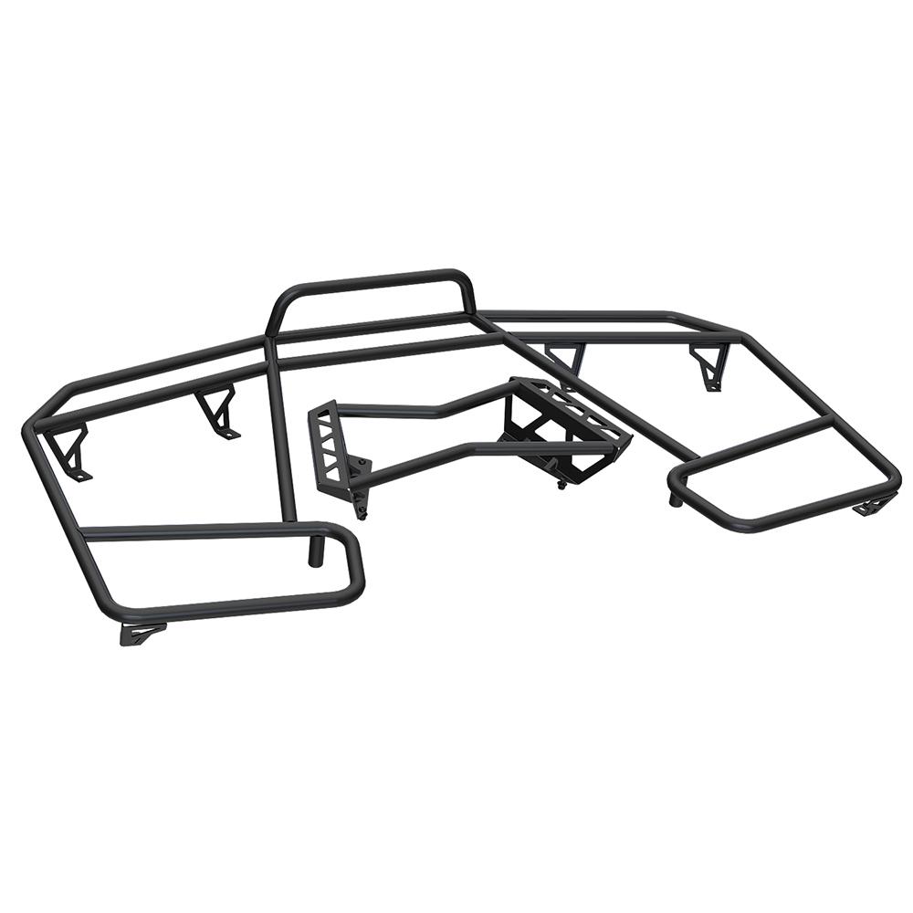 Ultimate Series Rear Steel Rack 2017 2018 Polaris