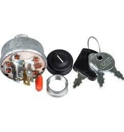 image is loading oem 6 post ignition switch ferris is1500zx f50xt  [ 1000 x 1000 Pixel ]